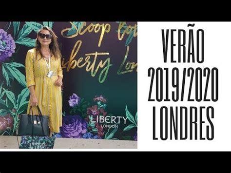 TENDÊNCIAS DO VERÃO 2019/2020 em Feira de Moda em LONDRES ...
