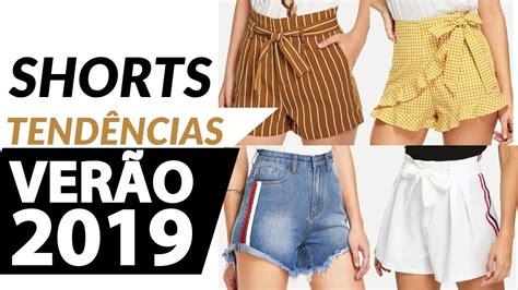 TENDÊNCIAS VERÃO 2019 EM SHORTS CONSULTORIA DE IMAGEM CÁ ...