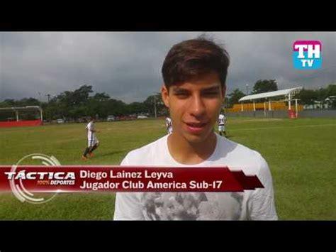 Tengo mis metas bien claras: Diego Lainez   YouTube
