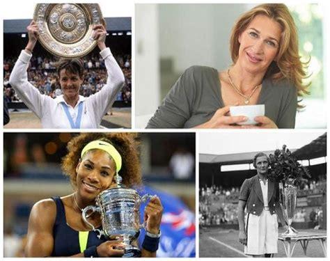 Tennis   Highest Grand Slam Women´s Singles Champions of ...
