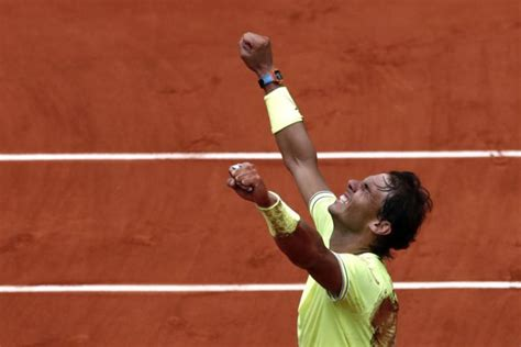 Tennis: History man Rafael Nadal sweeps to 12th French ...