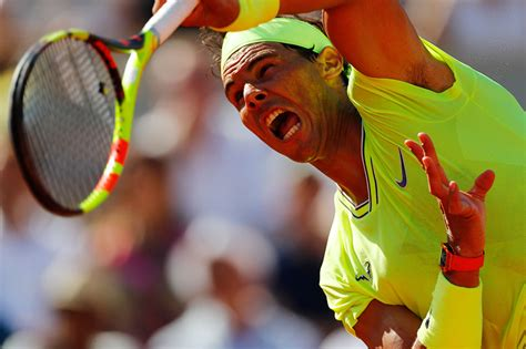 Tennis: Nadal into last 16 on anniversary of French Open ...