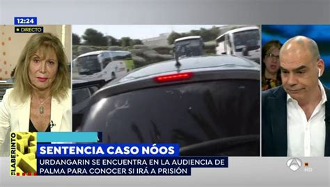 Tensión entre Nacho Abad y Cristina Fernández por el ...