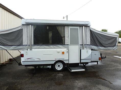 Tent Trailer for Rent / Pop Up Trailer Rental Central ...
