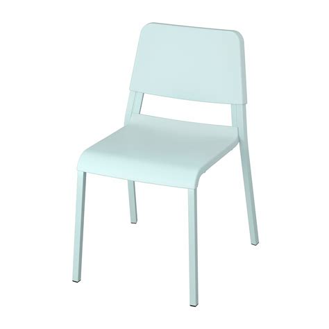 TEODORES Chair   light turquoise   IKEA