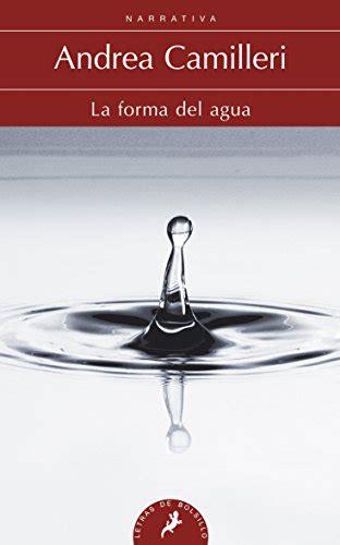 Teojandcrakad: Descargar La forma del agua [pdf] Andrea ...
