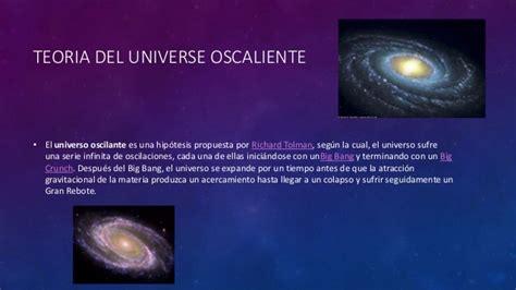 Teorias del origen de universo :D