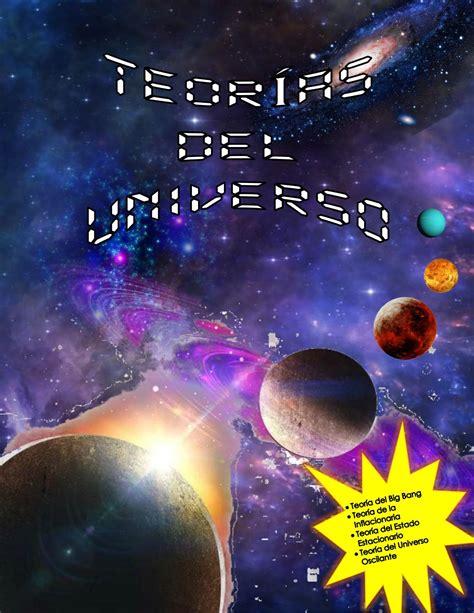 TEORÍAS DEL UNIVERSO by Oscar Patzán Jr.   Issuu