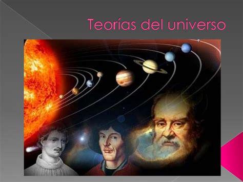 Teorias del universo