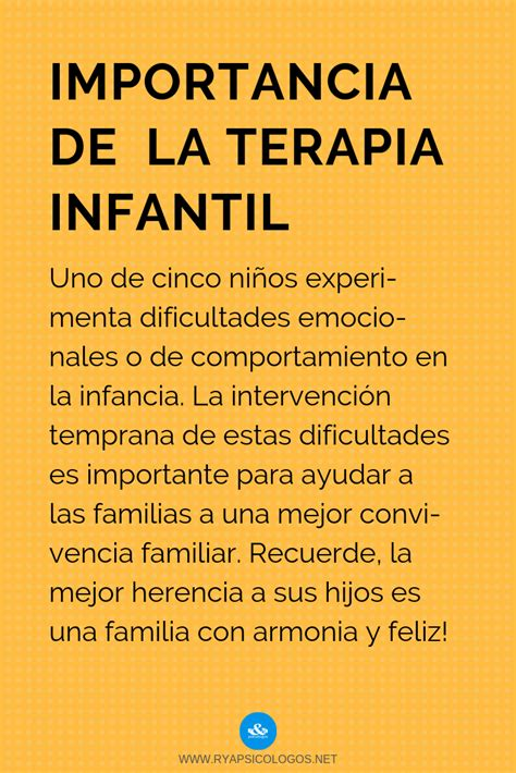 Terapia infantil en México DF⎪Centro   Psicologia, Terapia ...