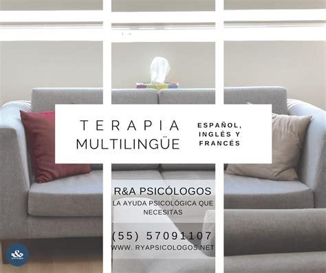 Terapia multilingüe, en inglés / francés en la Ciudad de ...