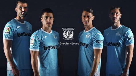 Tercera Camiseta Joma de CD Leganés 2020 21   Todo Sobre ...