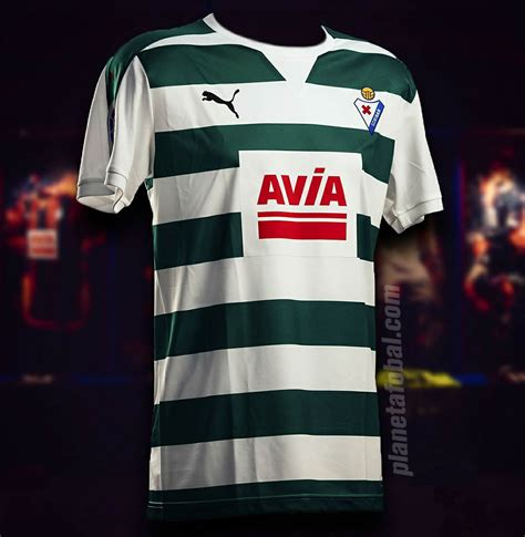 Tercera camiseta Puma del SD Eibar 2017/18