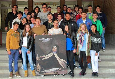 Teresa de Ávila 2015   V Centenario: Alumnos del colegio ...