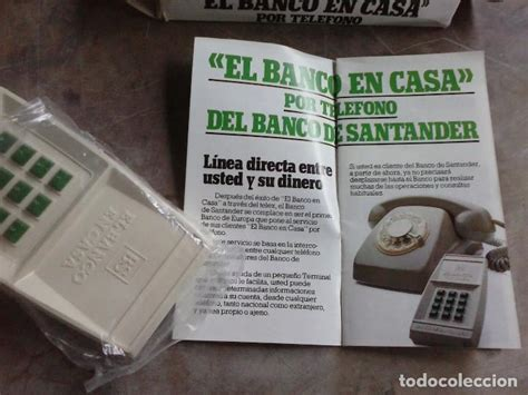 terminal de bolsillo por telefono banco santand   Comprar ...