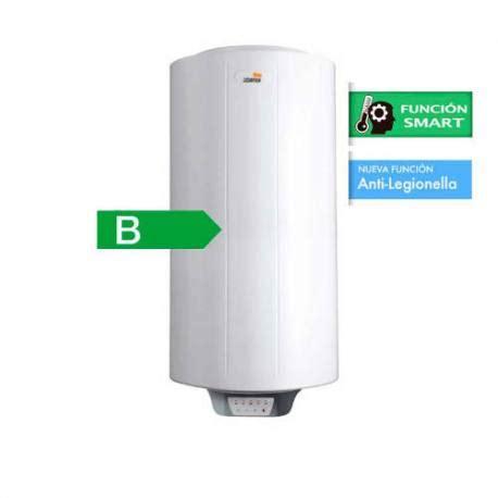 Termo de agua Cointra TL Plus 100 V eléctrico de bajo consumo.