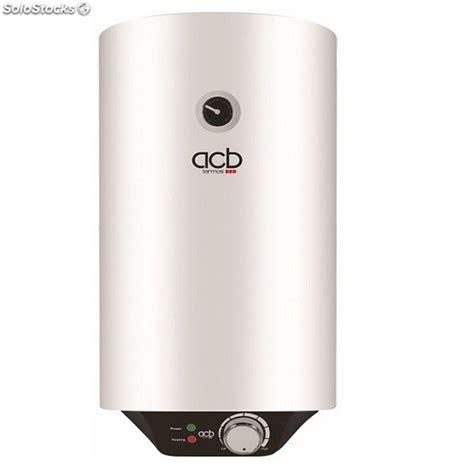 Termo eléctrico de agua vertical 80 Litros ACB