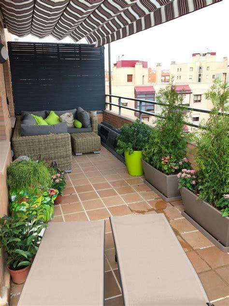 Terraza ático | Complejo Nova en 2020 | Jardineria y ...