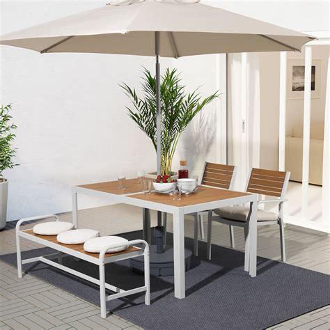 Terraza con SJÄLLAND en 2020 | Muebles de exterior, Balcon ...