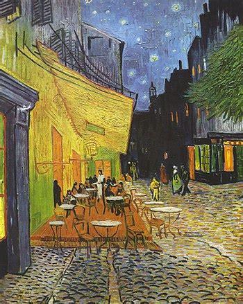 Terraza de café por la noche   Wikipedia, la enciclopedia ...
