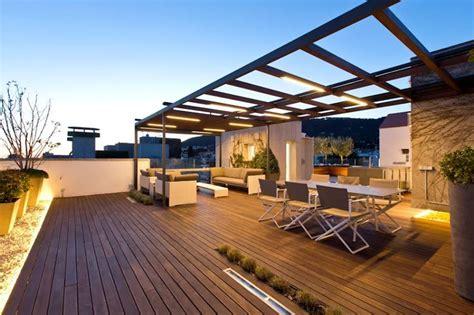Terraza en barcelona garden center conillas s.l balcones y ...