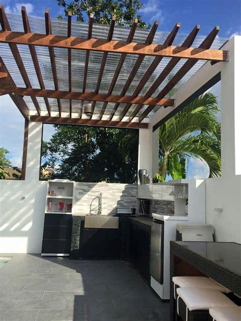 Terraza   Techo de patio, Asadores de patio, Diseño de patio