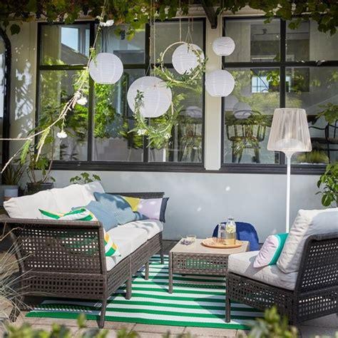 Terrazas IKEA. Tendencia en muebles exteriores 2019.