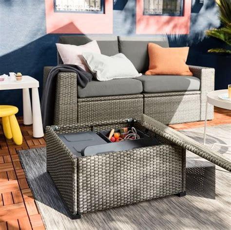 Terrazas IKEA. Tendencia en muebles exteriores 2019 ...