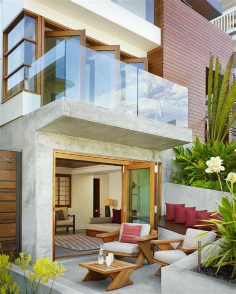 Terrazas modernas y balcones de ensueño   tendencias de 2017