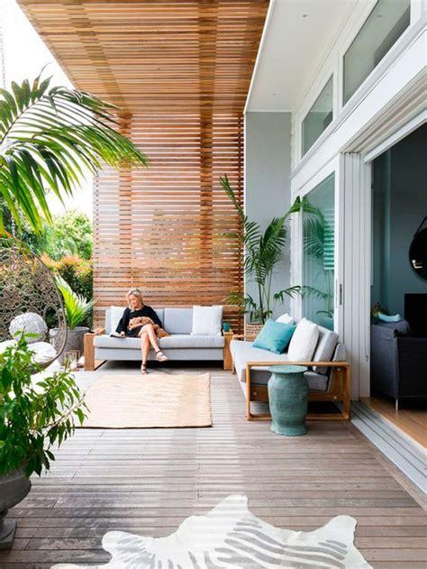 Terrazas, porches y balcones para disfrutar del verano en ...