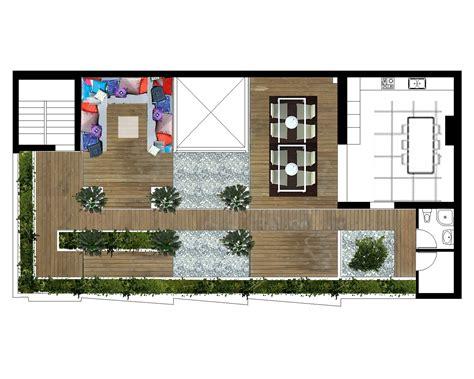 Terrazas   Studio3 Arquitectura Paisaje Diseño