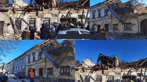 Terremoto de 6.4 destroza ciudades de Croacia | EL ...