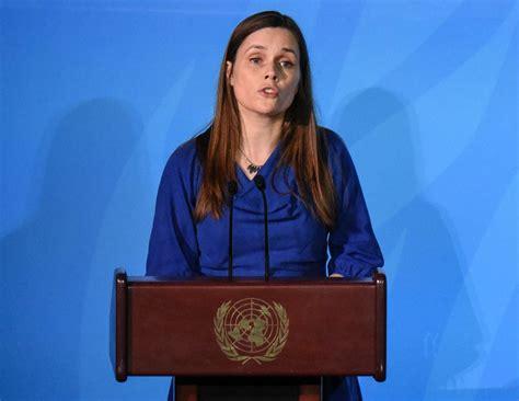 Terremoto sorprende a primera ministra islandesa en vivo ...