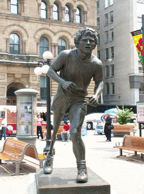 Terry s Story   The Terry Fox Foundation