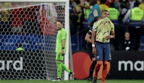 Tesillo, el jugador colombiano que erró el penal, fue ...