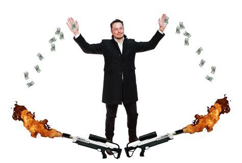 Tesla Doesn't Burn Fuel, It Burns Cash