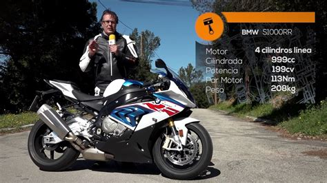 Test BMW S1000RR MY2017. Motos x 1000   El Garage Tv