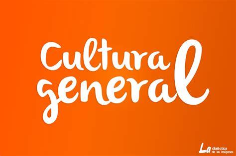 Test de cultura general  1