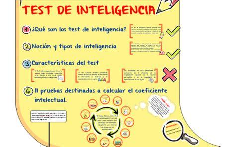 TEST DE INTELIGENCIA by Prezi User on Prezi