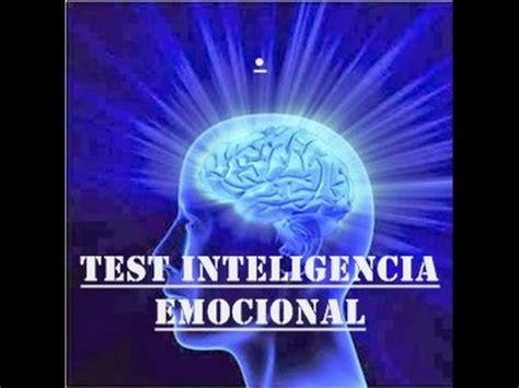 Test de inteligencia emocional breve y eficaz.¿qué tipo de ...