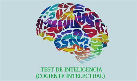 Test de Inteligencia Gratis【TEST CI】  INTELITEST