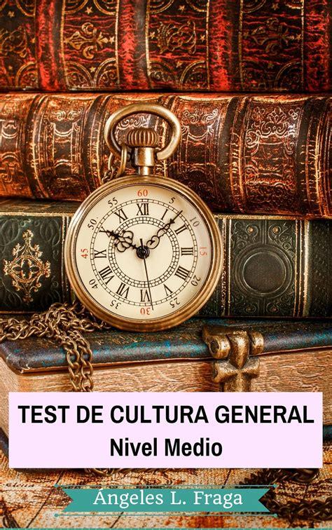 Test de Oposiciones Online: LIBROS EN PDF DE CULTURA GENERAL