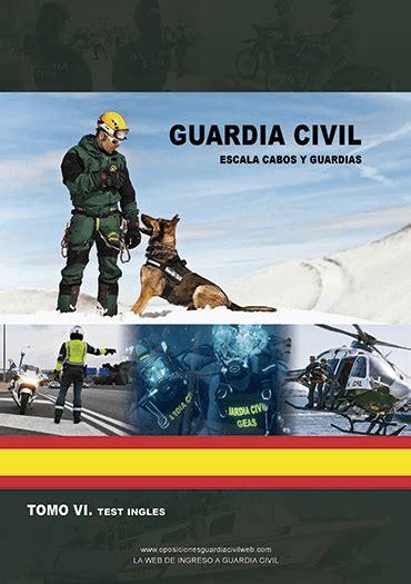 Test online ingles   Oposiciones Guardia Civil