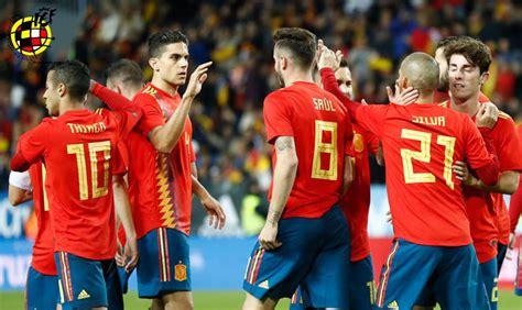 TEST   ¿Quién debutó antes con la selección española ...