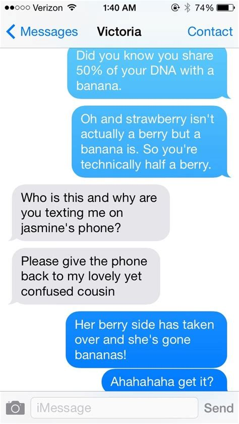 Text Jokes That Are So Corny, You Can t Help But Laugh