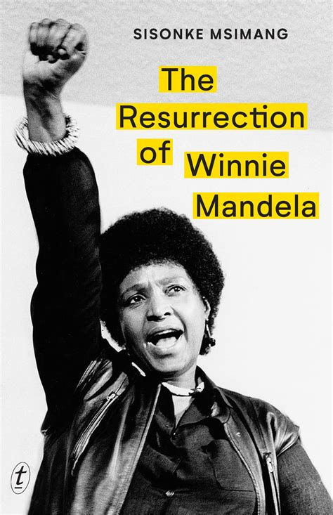 Text Publishing — The Resurrection of Winnie Mandela, book ...