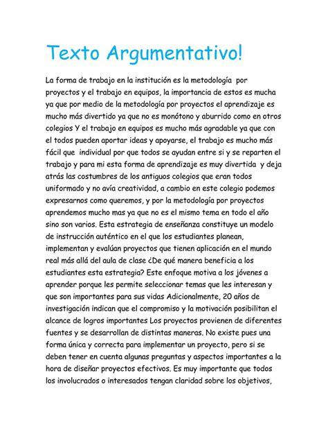 Texto Argumentativo   CALAMEO Downloader