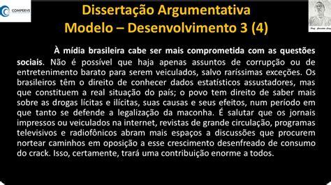 Texto Argumentativo   Prof. Cassildo Souza   Aula 2/3 ...