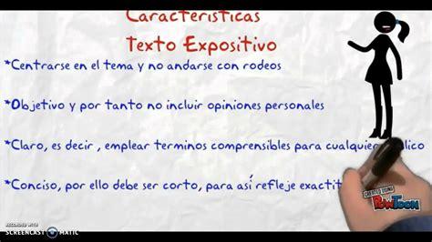 Texto Argumentativo y Texto Expositivo NARRADO   YouTube