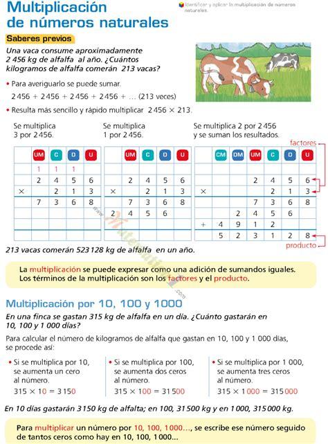 TEXTO DE EJERCICIOS DE MATEMATICA 6–SEXTO AÑO PDF